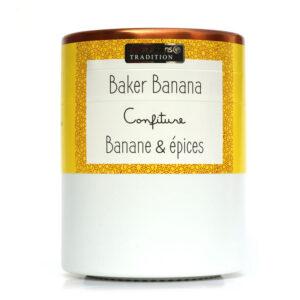 Confettura con Banana Speziata
