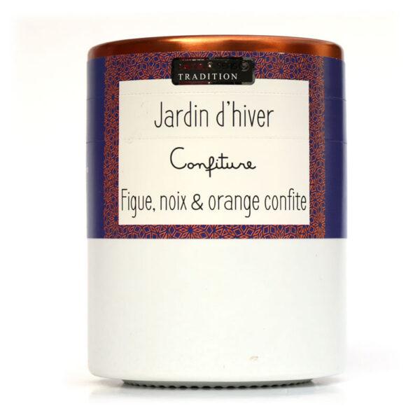 Confettura fico, noci e arancia caramellata