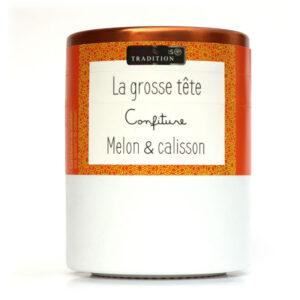 Confettura Melone e Biscotto Calisson